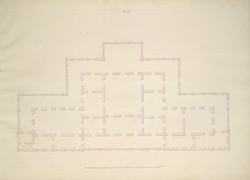 Ground Plan of the Government House